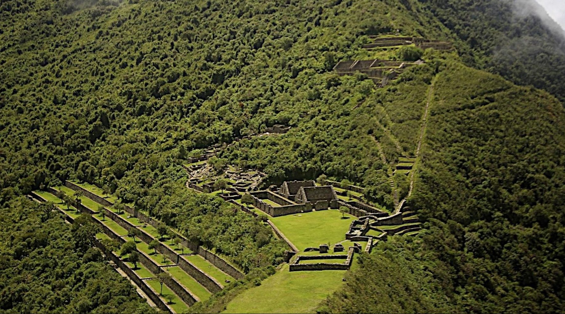 Choquequirao Trek 4 days | Machu Picchu Reservations treks